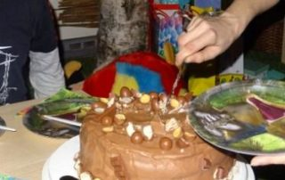 oryginalne urodziny dla dzieci