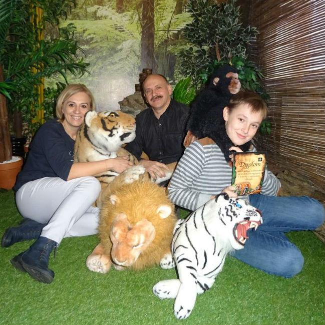 rodzinna zabawa w Poznaniu