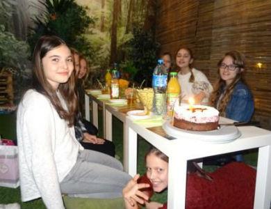Urodziny dla dzieci w Poznaniu